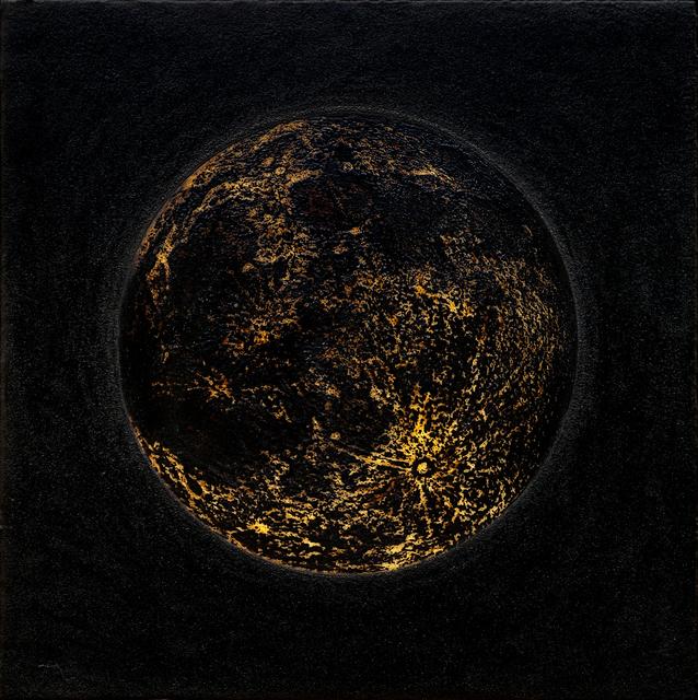 , 'ETERNAL MOON,' 2016, Gary Nader