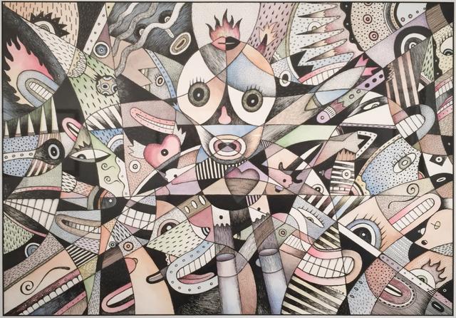 , 'Cruzado Sacrado,' 2015, Nicole Longnecker Gallery