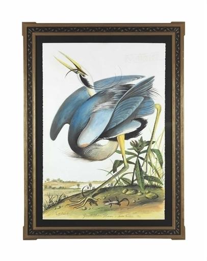 Walton Ford, 'Great Blue Heron', Christie's