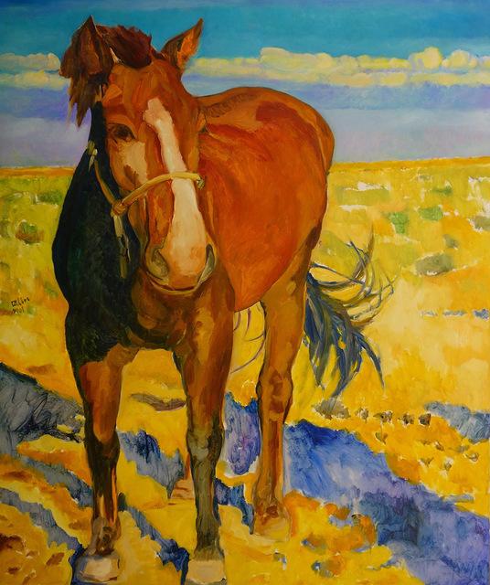 , 'Brown Horse II,' 2012, Alisan Fine Arts