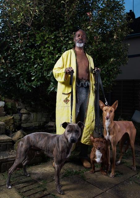 , 'Dogs,' 2018, Cynthia Corbett Gallery