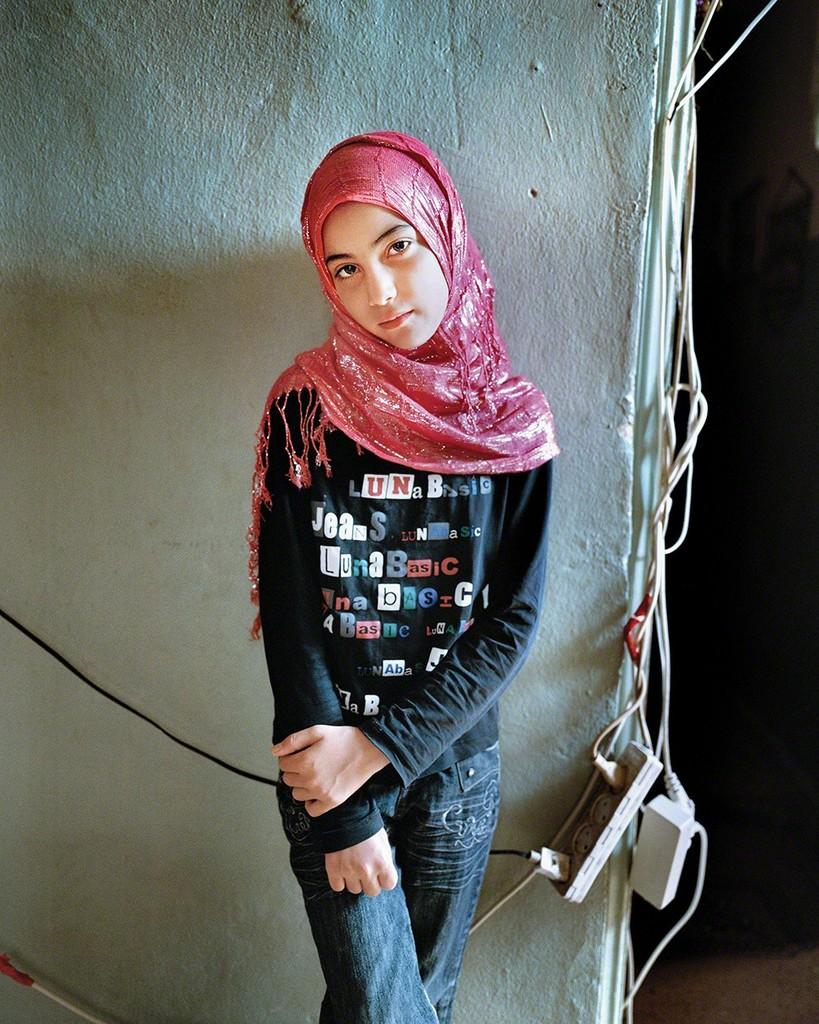 Samira 12, Bourj El Barajneh Refugee Camp, Beirut 2011