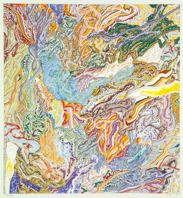 , 'Shkara,' 1972, Nancy Hoffman Gallery