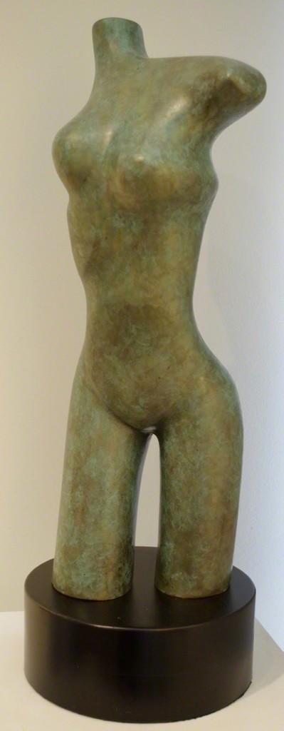 Serenable Decorative Cast Iron Door Stop Human Man Statue Model