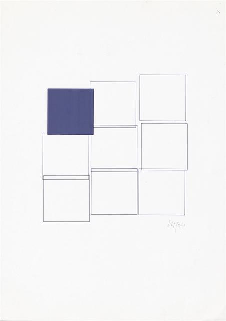 Vera Molnar, 'Untitled', 1984, DAM Gallery
