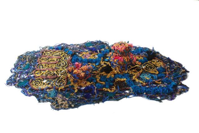 , 'Budda Footprint,' 2016, Yeo Workshop