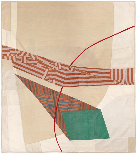 , 'Silence is Unclear 2,' 2015, Kathryn Markel Fine Arts