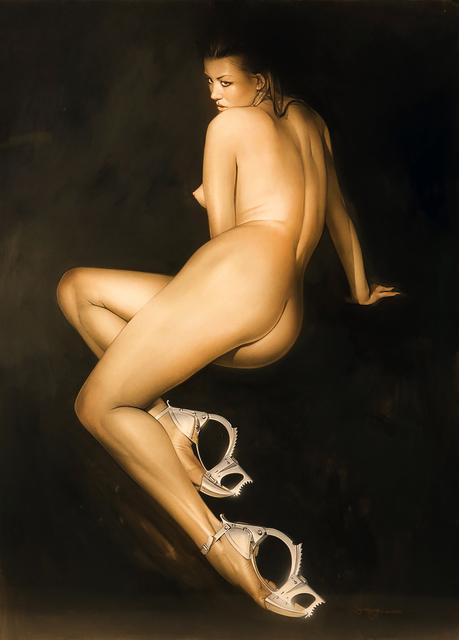 Hajime Sorayama, 'Unt-b04', 1999, IX Gallery