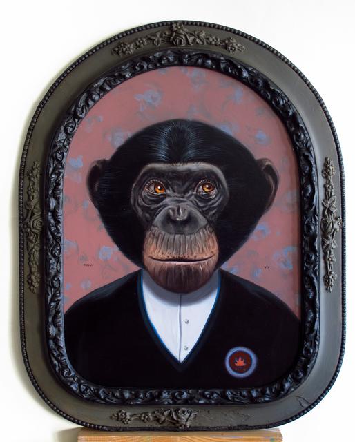 , 'Illustrious portrait XXXII,' , Galería Marita Segovia