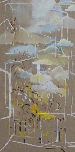 , 'Cloud Poem,' 2015, Candida Stevens Gallery