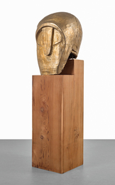 Thomas Houseago, 'Classic Head I,' 2010, Sotheby's: Contemporary Art Day Auction