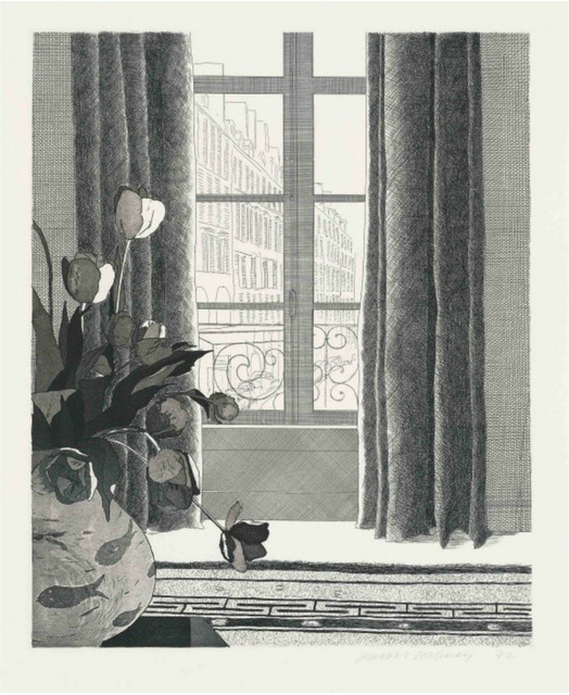 , 'Rue de Seine,' 1971, Lyndsey Ingram Ltd.