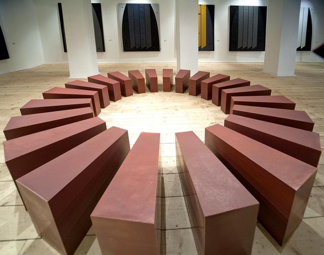 , 'Segments,' 2008, pop/off/art