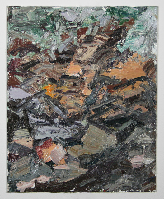, 'Red Rocks, Small Series, VI,' 2014, C. Grimaldis Gallery