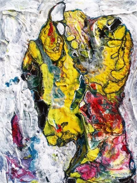 Gilbert Salinas, 'Hominidae', 2016, Alessandro Berni Gallery