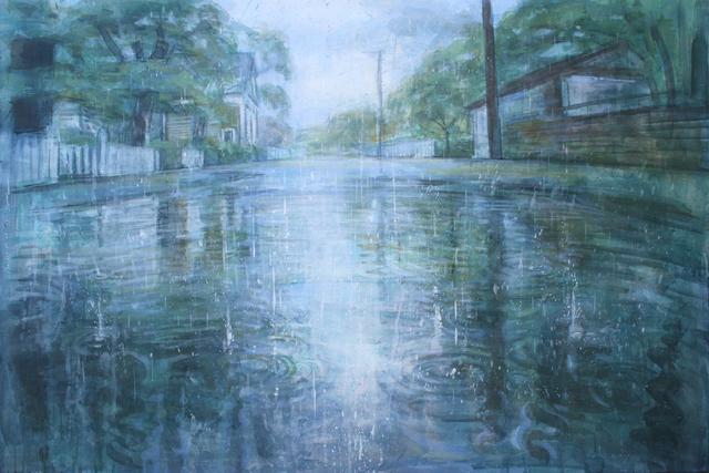 , 'Deluge,' 2017, Rice Polak Gallery