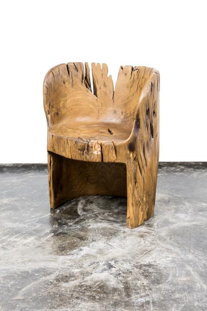 , 'Abanheém Chair,' 2016, Atelier Hugo França