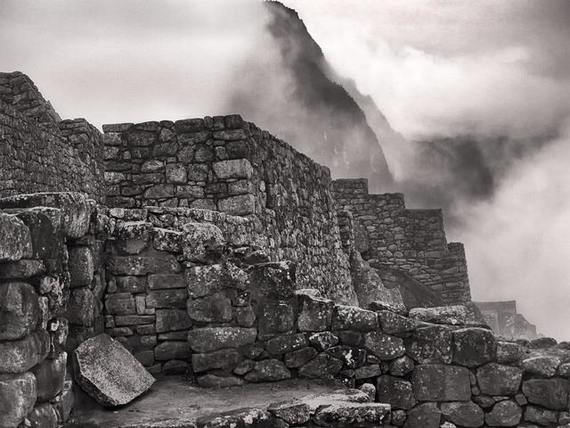 , 'Ruin and Mountain,' , Soho Photo Gallery
