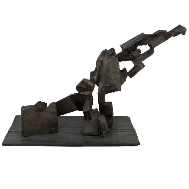 , 'Peter Voulkos Rare 1960s Bronze AB EX Asymmetrical Sculpture,' 1962-1970, Jeffrey Spahn Gallery
