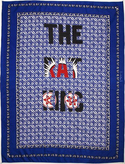 , 'The Rat King,' 2016, Afronova