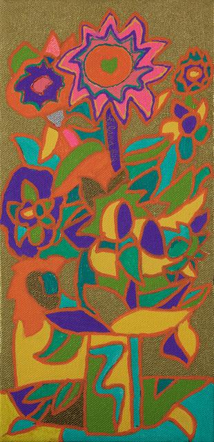 Leland Lee, 'Sweetheart Orchid  ', 2017, Artrue Gallery