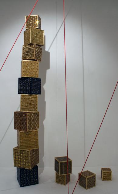 , 'Totem Cubes,' , Berengo Studio