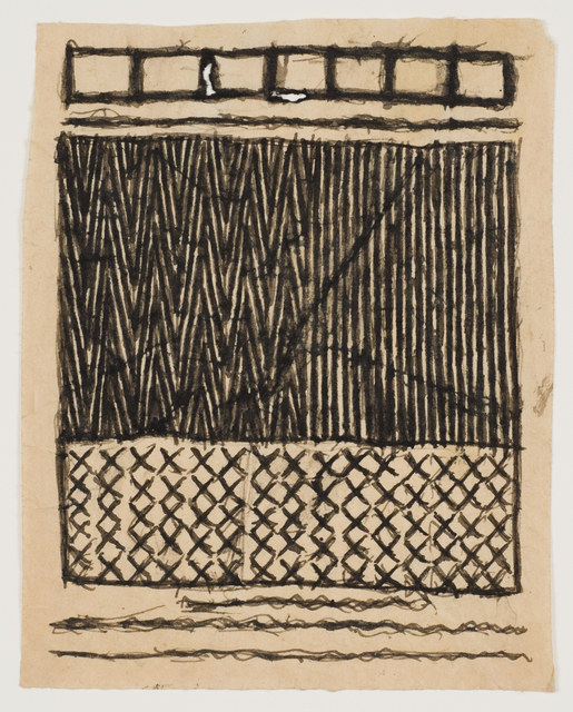 , 'Untitled (Abstract Patterns),' n.d., Fleisher/Ollman