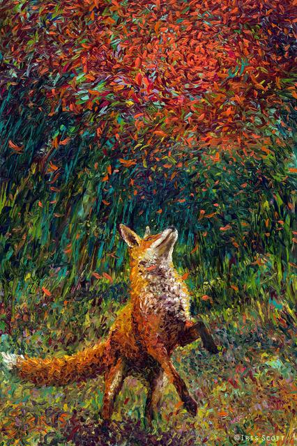 , 'Foxfire (Embellished Artist's Proof),' 2018, Filo Sofi Arts