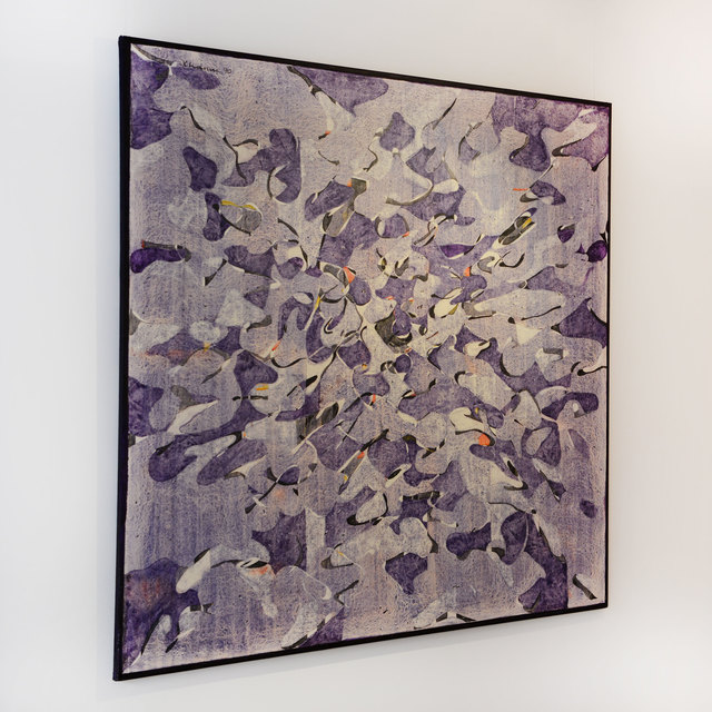 , 'Purple Plain,' 1970, Gallery Elena Shchukina