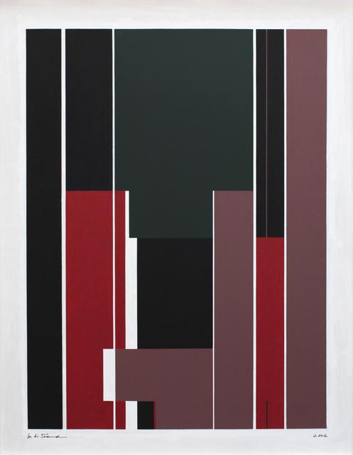 , 'HOMMAGE JOHANNES KEPLER,' 2006, Galerie Loft