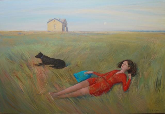 Àlex Prunés, 'Paseig pel camp', 2019, Anquins Galeria