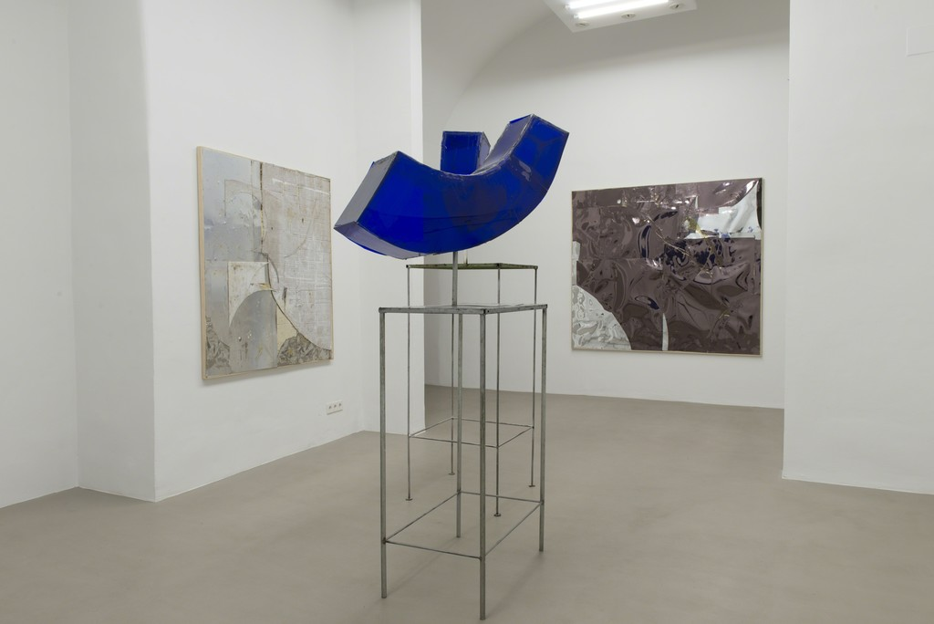 Rudolf Polanszky, EIDOLA, exhibition at Charim Galerie Wien, March 2017