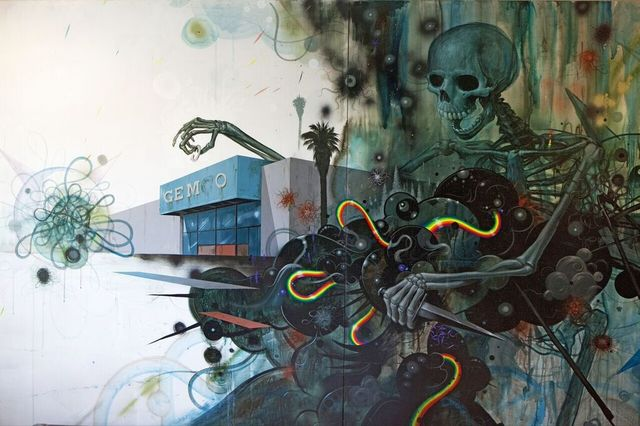 , 'The Corruption of Mankind,' 2008, Gregorio Escalante Gallery