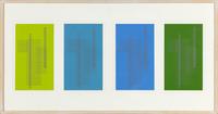 Josef Albers, Formulation: Articulation (Diptych)