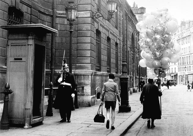 , 'Le Garde et les Ballons,' 1946, Holden Luntz Gallery