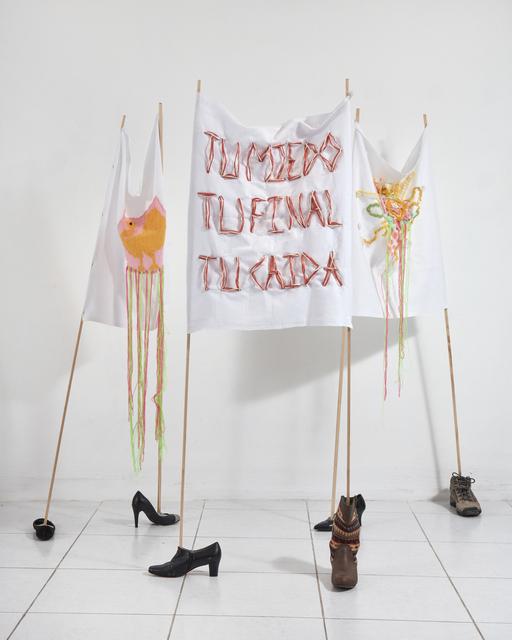 Eliana Otta, 'Santiago', 2012, 80M2 Livia Benavides