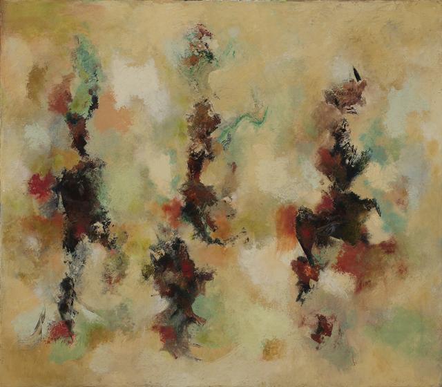 , 'Dancing Figures,' 2016, Ellsworth Gallery