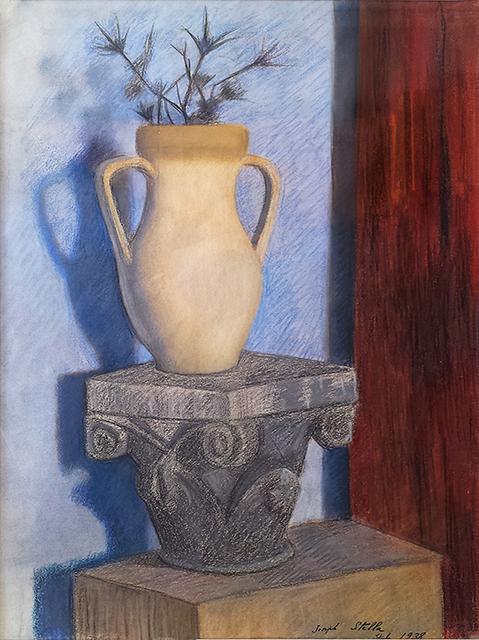 Joseph Stella, 'Thistles', 1938, Robert Funk Fine Art