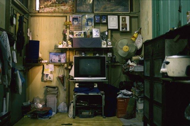 , '07_Still life in the postman's living room,' 2011, Art Vietnam Gallery