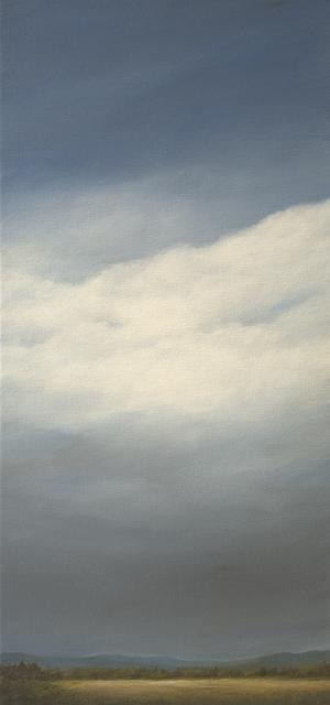 Ahzad Bogosian, 'Building Clouds, Looking West', 2019, Duane Reed Gallery