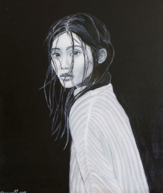 Katia Slessareff, 'Sorya', 2018, Galerie Libre Est L'Art