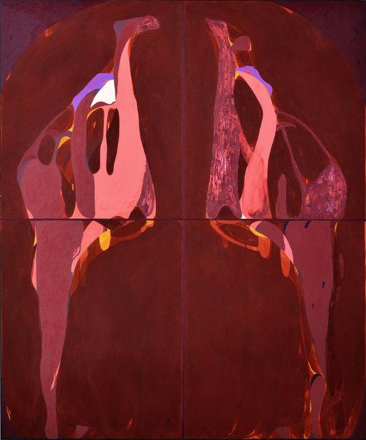 Robert Fry, 'Lost Men Study 12', 2019, Galerie Kornfeld