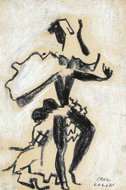, 'Katherine Dunham : Maquette,' ca. 1949, Rennert's Gallery