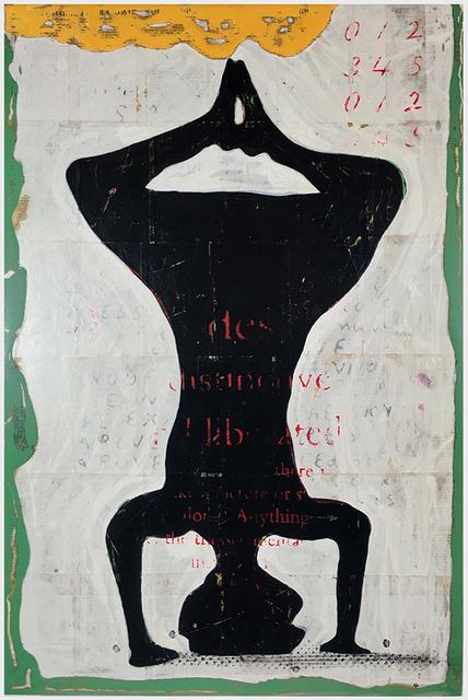 , 'With Maximum Consciousness,' 2016, Sue Greenwood Fine Art