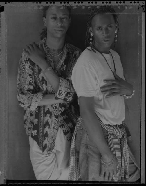, 'Marcus and Edwin,' 1980-1985, Koplin Del Rio