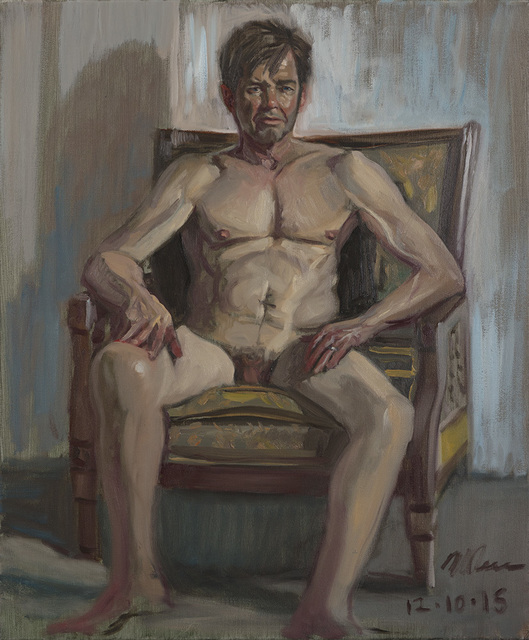 , 'Untitled (Dwight in Arm Chair),' 2015, Ro2 Art