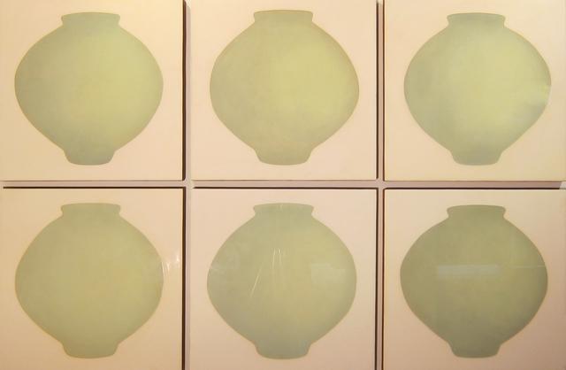, '6 Moon Jars,' 2014, Robilant + Voena