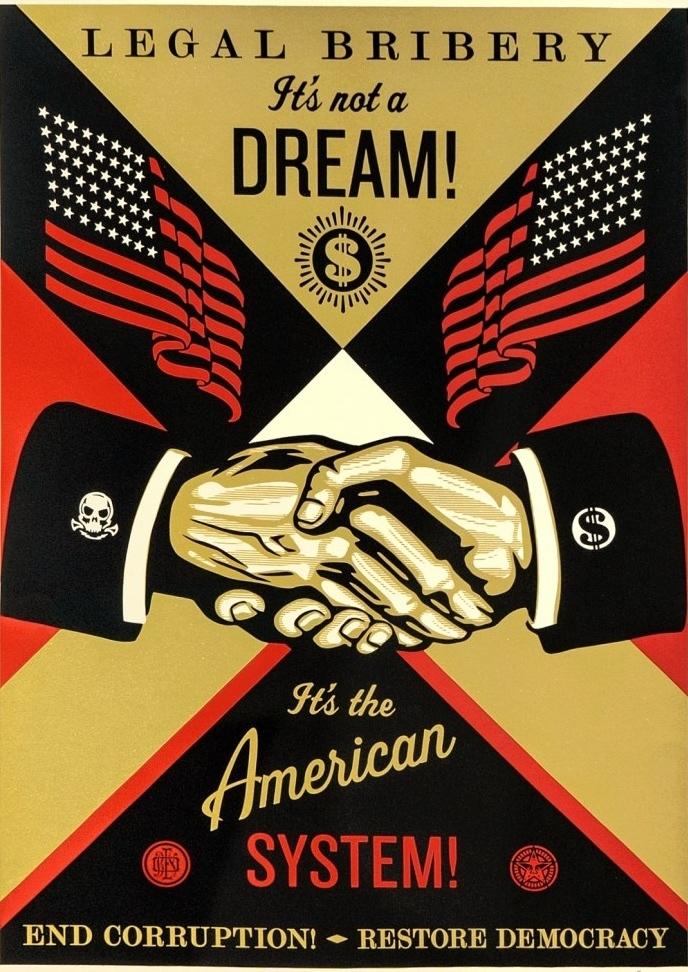 "Thompson THE EDGE Fabric Posters 12/"" x 18/"" Banner Art Flag Hunter S"