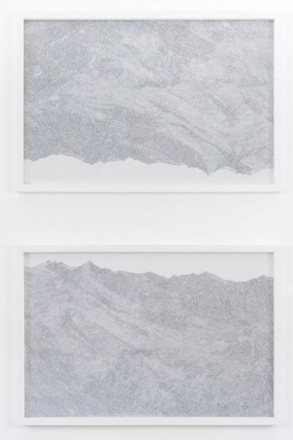 , 'Reflet 1,' 2016, La Forest Divonne