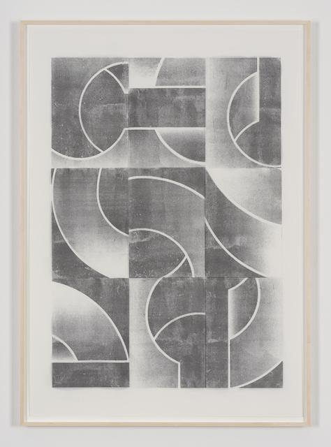 , 'Untitled (Transfer # 9),' 2015, Galerija Gregor Podnar